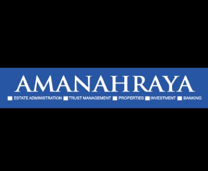 Jawatan Kosong Amanah Raya Berhad Disember 2018