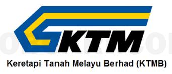 Jawatan Kosong Keretapi Tanah Melayu Berhad Februari 2019